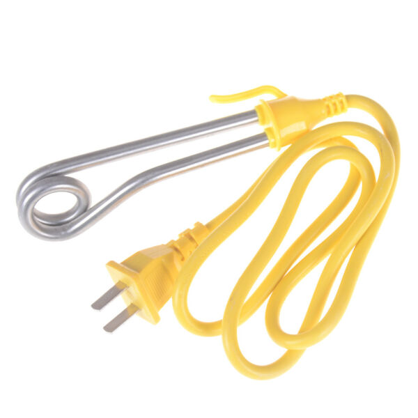 Electric Water Heater Element Mini Boiler Hot Water Coffee Immersion Travel fd $4.66