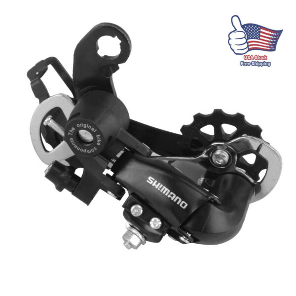 For Shimano Tourney RD TX35 6 7 Speed Direct Mount Bicycle Rear Derailleur OE $17.97