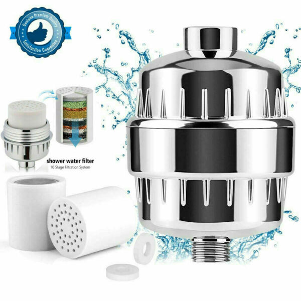 ONSON Shower Filter Shell Activated Carbon Technology Purifier Softener Hard $15.15