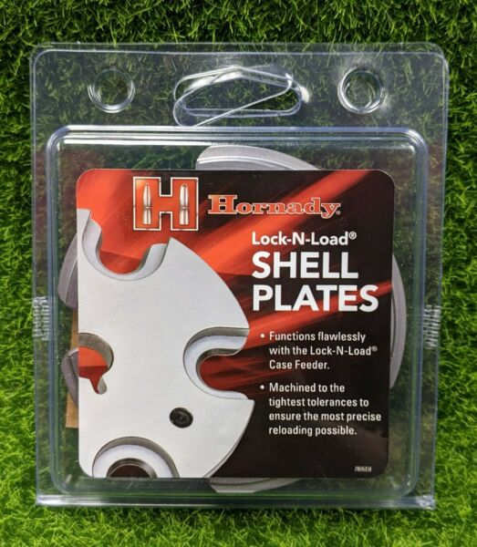 Hornady Shell Plate Lock N Load AP 9mm Luger 9x21 Size #8 392608