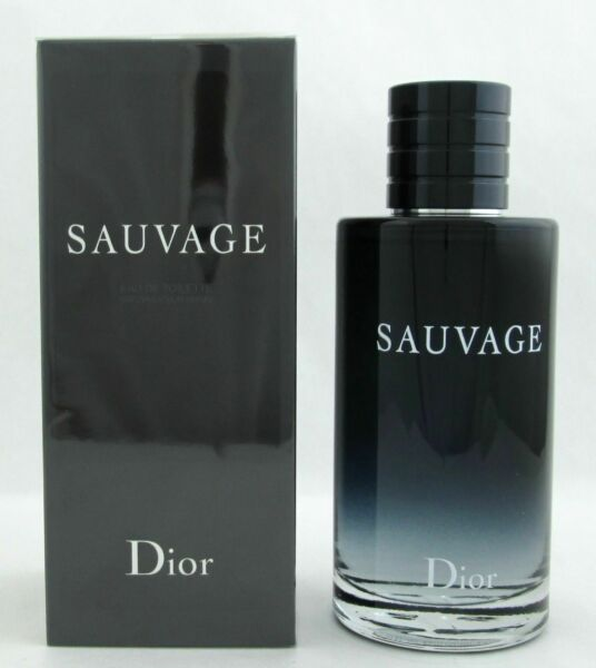 Dior Sauvage Cologne 6.8.oz. 200 ml. EDT Spray. Men. NEW