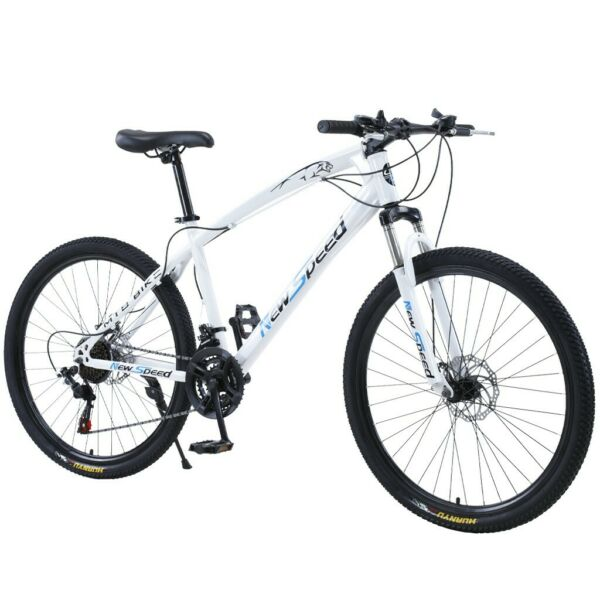 Mountain Bike Front Suspension Shimano 21 Speed Mens Bikes MTB 27.5quot; bicycle $166.52