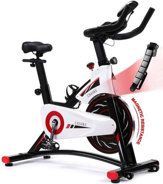 Exercise Bike Indoor Cycling Bike Stationary Bike Magnetic Resistance Christmas $449.99