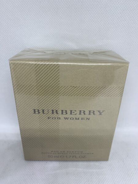 BURBERRY FOR WOMEN EDP SPRAY 1.7 OZ NEW AND SEALED $21.99