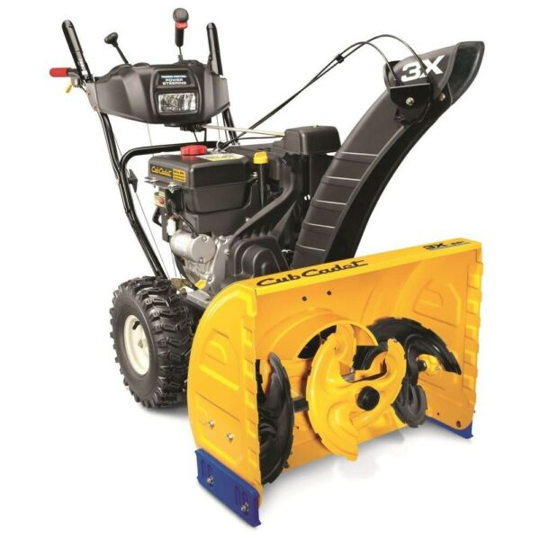 Cub Cadet Snow Blower Thrower 3X 26 in. 357 cc 3 Stage Gas Electric Start *NEW*