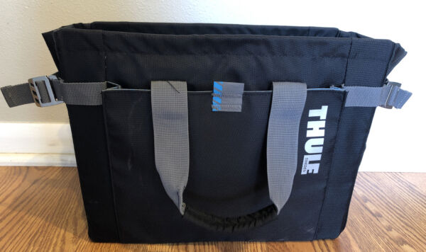 Thule Go Box Bag Travel Trunk Car Sports Camp Tub Suit Case 14 X 9 collapsible $28.99