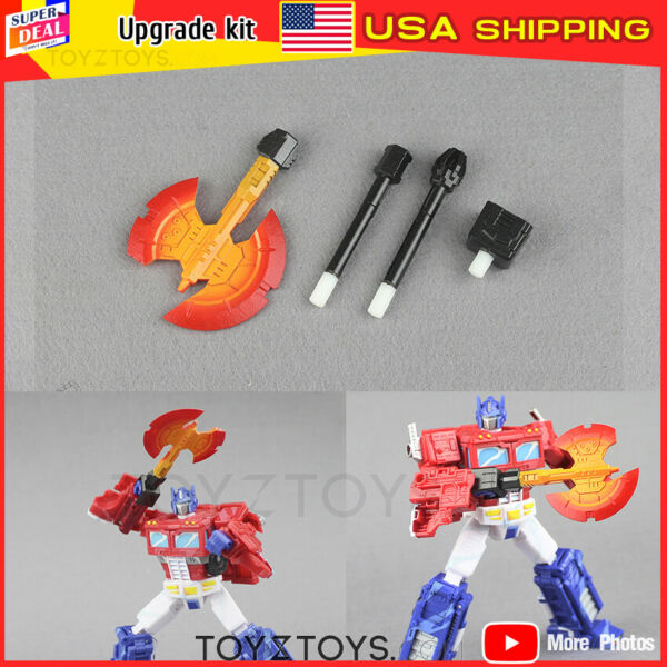 Mix Color M 06C Axe Upgrade Kit for SIEGE Voyage Optimes Prime Matrix Workshop