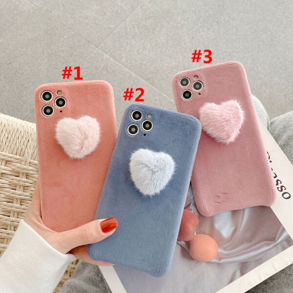 INS Style Phone Case For iPhone 12 12Pro 11 Max X XR Xs 7 8 SE 2020 Love Cover $10.19