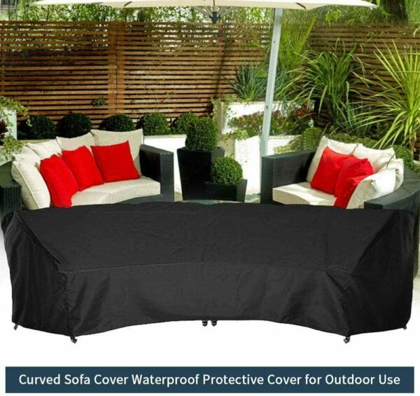 600D Waterproof Dustproof Patio Furniture Covers Table Rain Cover Outdoor S L $39.85