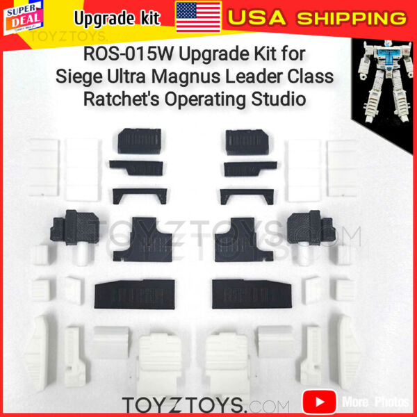 DIY ROS 015W Upgrade Kit for Siege Ultra Magnus Leader Class