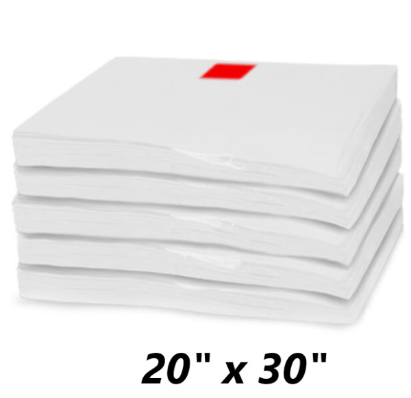 960 Pack 20quot;x30quot; White Tissue Paper Packing Wrapping Cushioning Fill $36.00