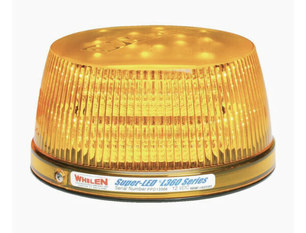 WHELEN L31HAF LED AMBER BEACON