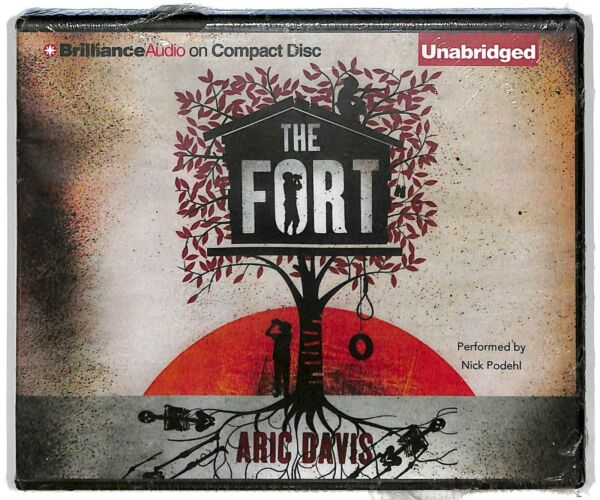 The Fort by Aric Davis 2013 CD Audiobook