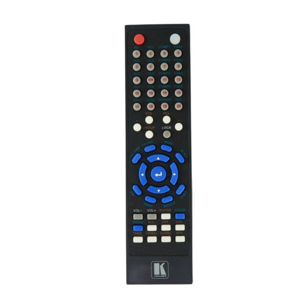 Kramer RC−IR2 infrared wireless remote control for RS−232 controllable switchers