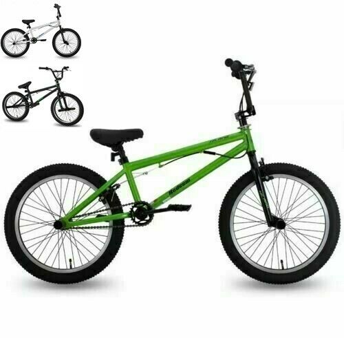 Bike 20quot; BMX Bicycle Steel Frame 5 Colors Freestyle Stunt Bike $229.00
