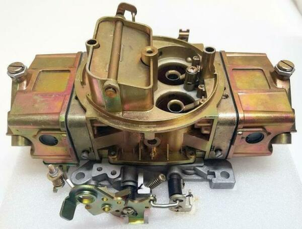 750 Carb Holley Style 750HP 4 Barrel Double Pump Pumper Carburetor Manual Choke $230.00