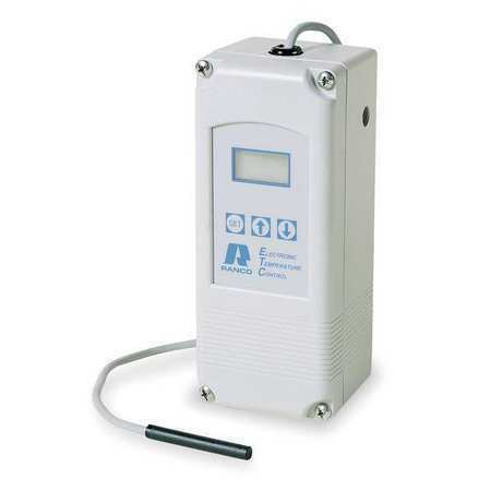Ranco Etc 111000 000 Electronic Temperature Control Open Close On Rise Spdt $59.40