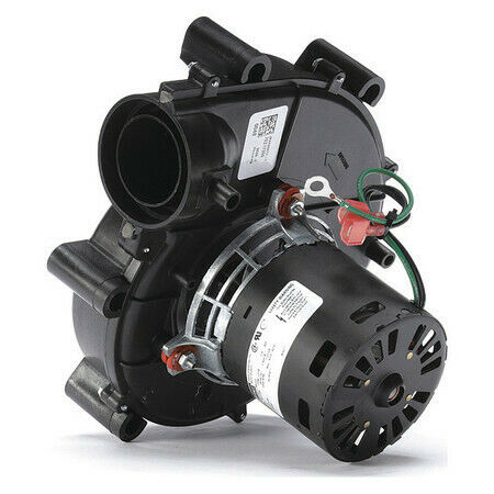 Fasco A088 Induced Draft Furnace Blower 115 Plastic 7 7 8 In H. $160.49