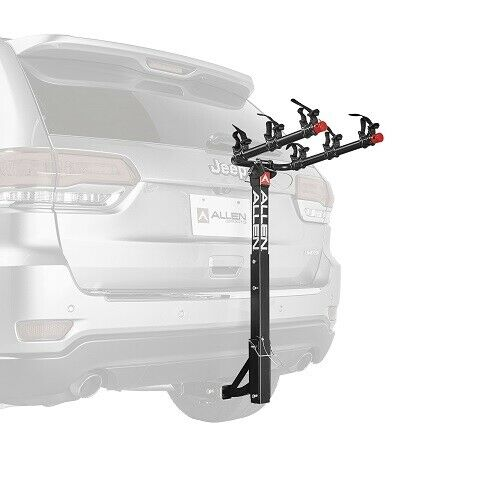 Allen Sports Deluxe 3 Bicycle Hitch Mounted Bike Rack 532RR $109.99