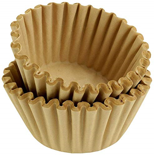 8 12 Cup Basket Coffee Filters Natural Unbleached 200