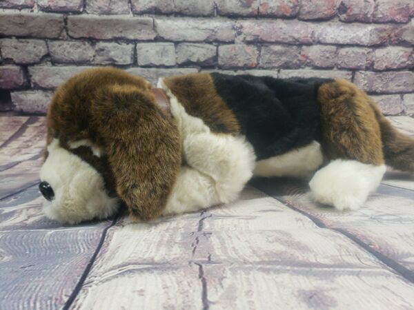 Ditz Designs Hen House Dog St. Bernard 20quot; Plush Stuffed Animal Realistic $49.99