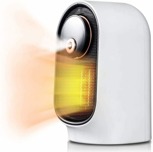 Portable Space Electric Heater with Humidifier Function Fast Heating Widespread $32.99