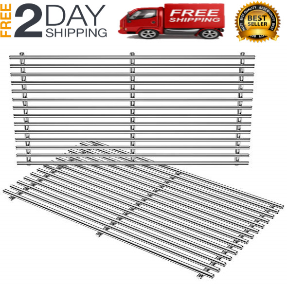 2 Pk 17.5quot; Grill Grates Replacement for Weber Spirit Grill Parts 2013 and Spirit