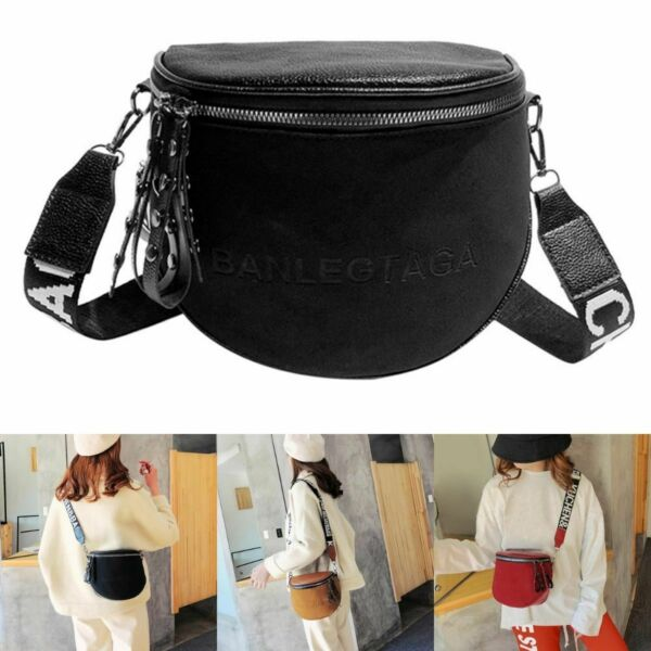 Women Fashion Small Bag Lady Shoulder Crossbody Bucket Bags Females Tote Handbag $15.99