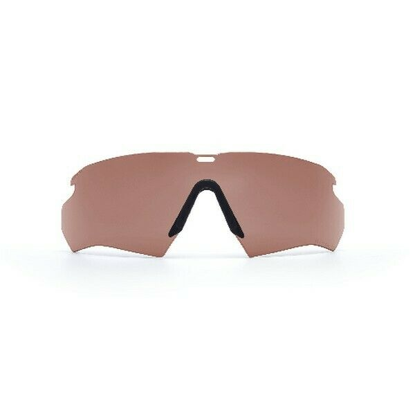 ESS Eyewear 740 0426 Replacement Lens 2.4mm Hi Def Copper For Crossbow