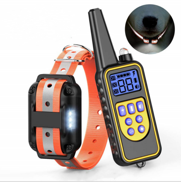 Waterproof Shock Collar Electric Dog Pet Fence System for 1 dog Wireless USA $26.57