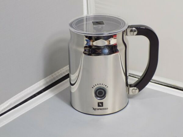 Nespresso Aeroccino Automatic Milk Frother No. 3190 No Base Great Condition