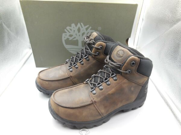 MEN#x27;S SIZE 8 TIMBERLAND SNOWBLADES WP WARM LINED FULL GRAIN LEATHER CHUKKA BOOTS $74.99