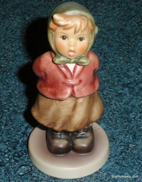 quot;Clear As A Bellquot; Goebel Hummel Figurine #2181 CUTE COLLECTIBLE GIFT FOR MOM $35.74