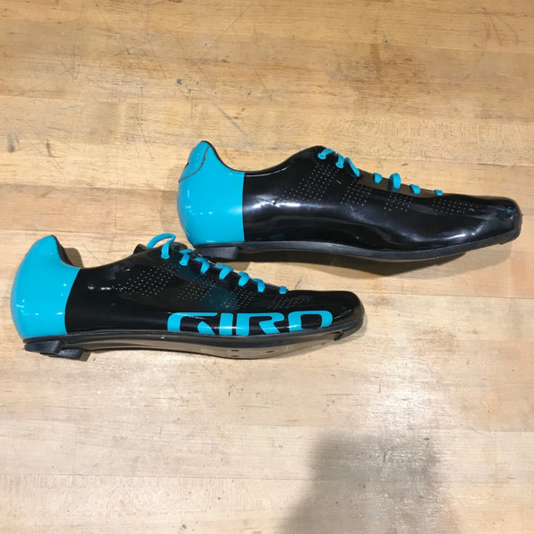 Giro Empire ACC Taylor Phinney model easton carbon 3 hole cycling shoes eu 46 me $174.99
