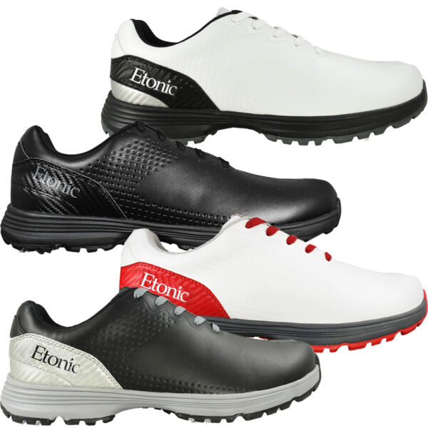 Etonic Men#x27;s Stabilizer 7 Spike Waterproof Golf Shoe Brand New