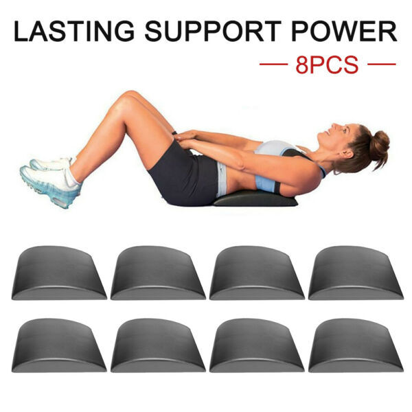 8x Ab Pad Mat Core Abdominal Exercise Trainer For Fitness Cross Sit Up Training $17.99