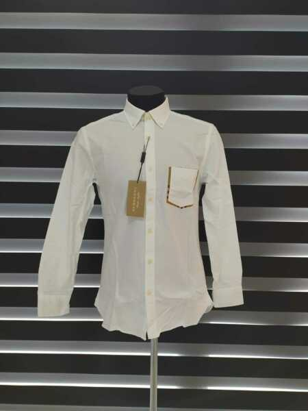 Burberry London Casual Shirt Men#x27;s Short Sleeve $89.00