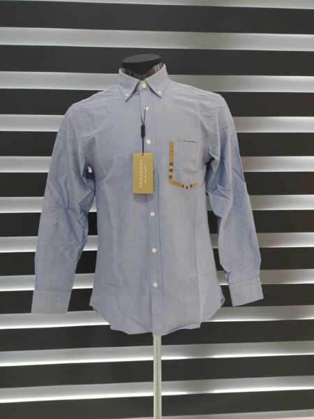Burberry London Casual Shirt Men#x27;s Long Sleeve $89.00