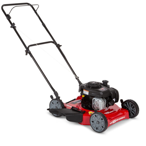 Hyper Tough 20quot; Side Discharge Push Mower with Briggs and Stratton Engine 125cc $249.99
