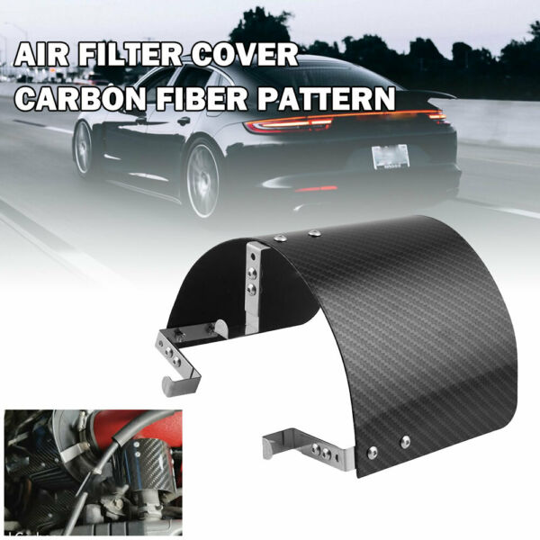 Air Intake Filter Heat Shield Cover T304 Stainless Steel Fits For 2.5quot; 3.5quot; $18.29