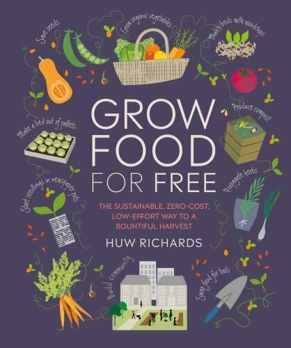 Grow Food For Free: The sustainable zero cost low