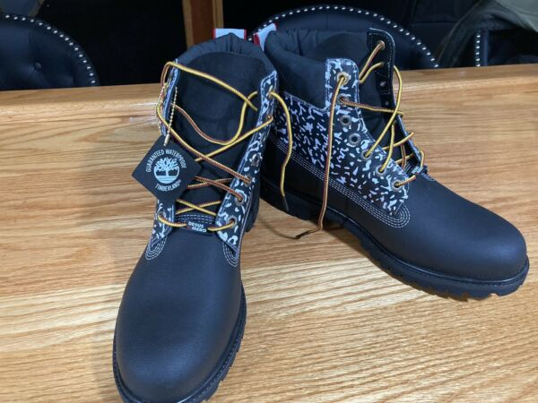 men timberland boots size 11 new $170.00