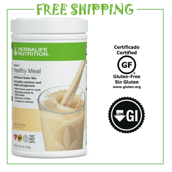 Herbalife Formula 1 Healthy Meal Nutritional Shake Mix 750 g