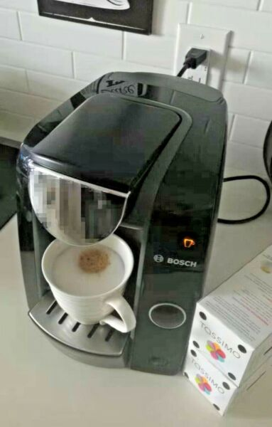 Bosch Tassimo T47 Coffee Maker