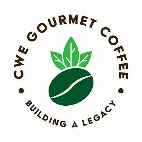 CWE Gourmet Coffees Coffee Unroasted Organic Peru Green Raw Bean 3Lb for Home
