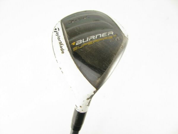 TaylorMade Burner Superfast 2.0 #5 Hybrid 24 degree w Graphite Regular