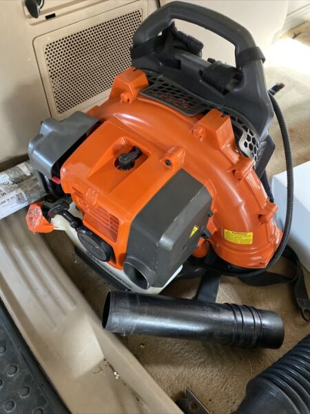 Husqvarna Leaf Blower 150bt 50cc 2 Cycle Back Pack Gas Blower