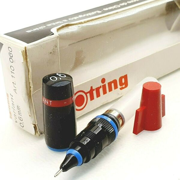 Vintage ROTRING VARIANT CALLIGRAPHY technical fountain pen nib 06
