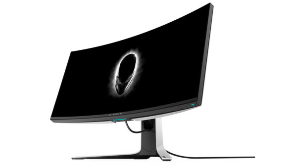 Alienware AW3821DW 38quot; QHD IPS LED Curved Gaming Monitor