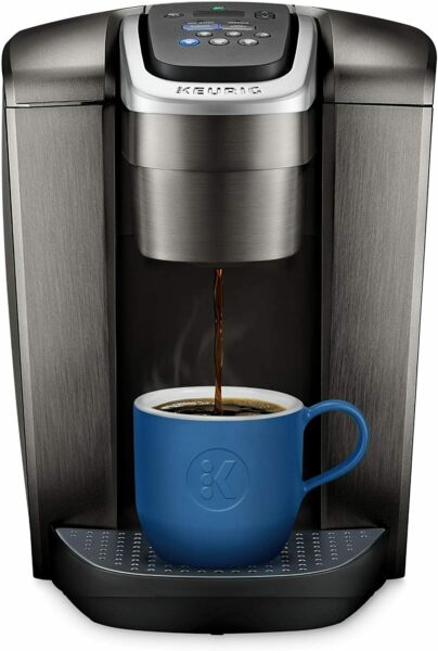 Keurig K Elite Coffee Maker Single Serve K Cup Pod Coffee Brewer With Iced